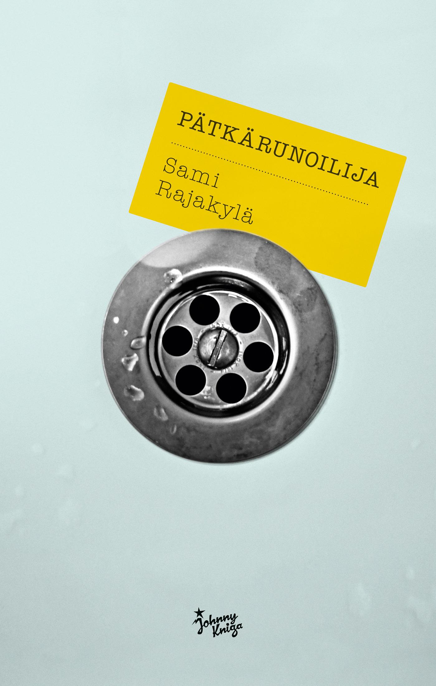 Rajakylä, Sami - Pätkärunoilija, e-kirja