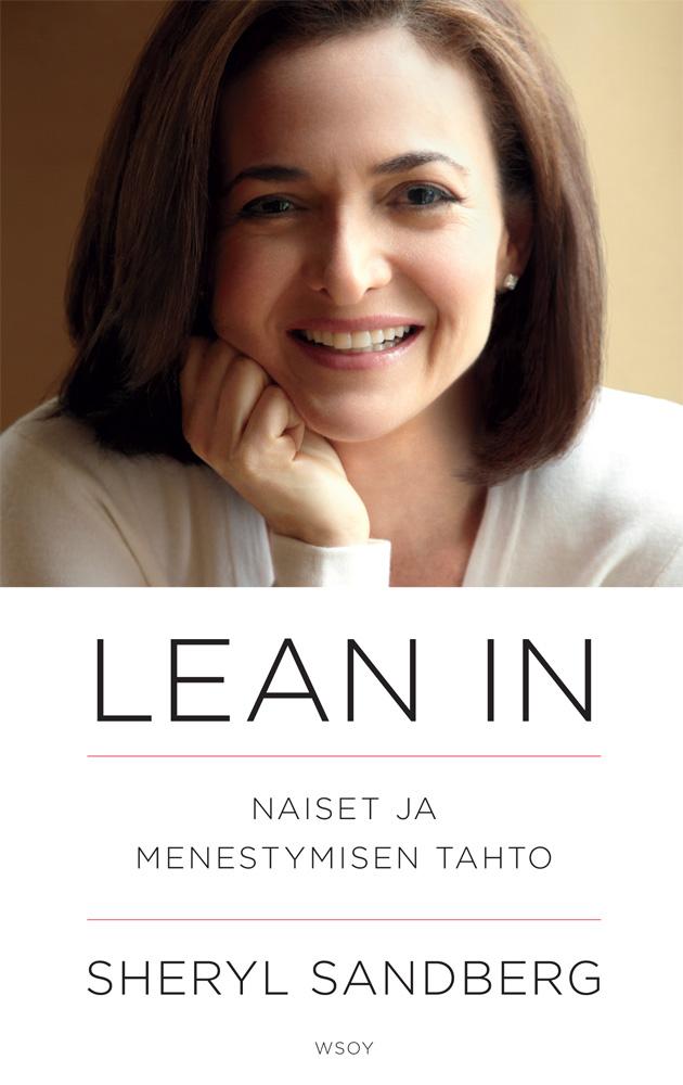 Sandberg, Sheryl - Lean in: Naiset ja menestymisen taito, e-kirja