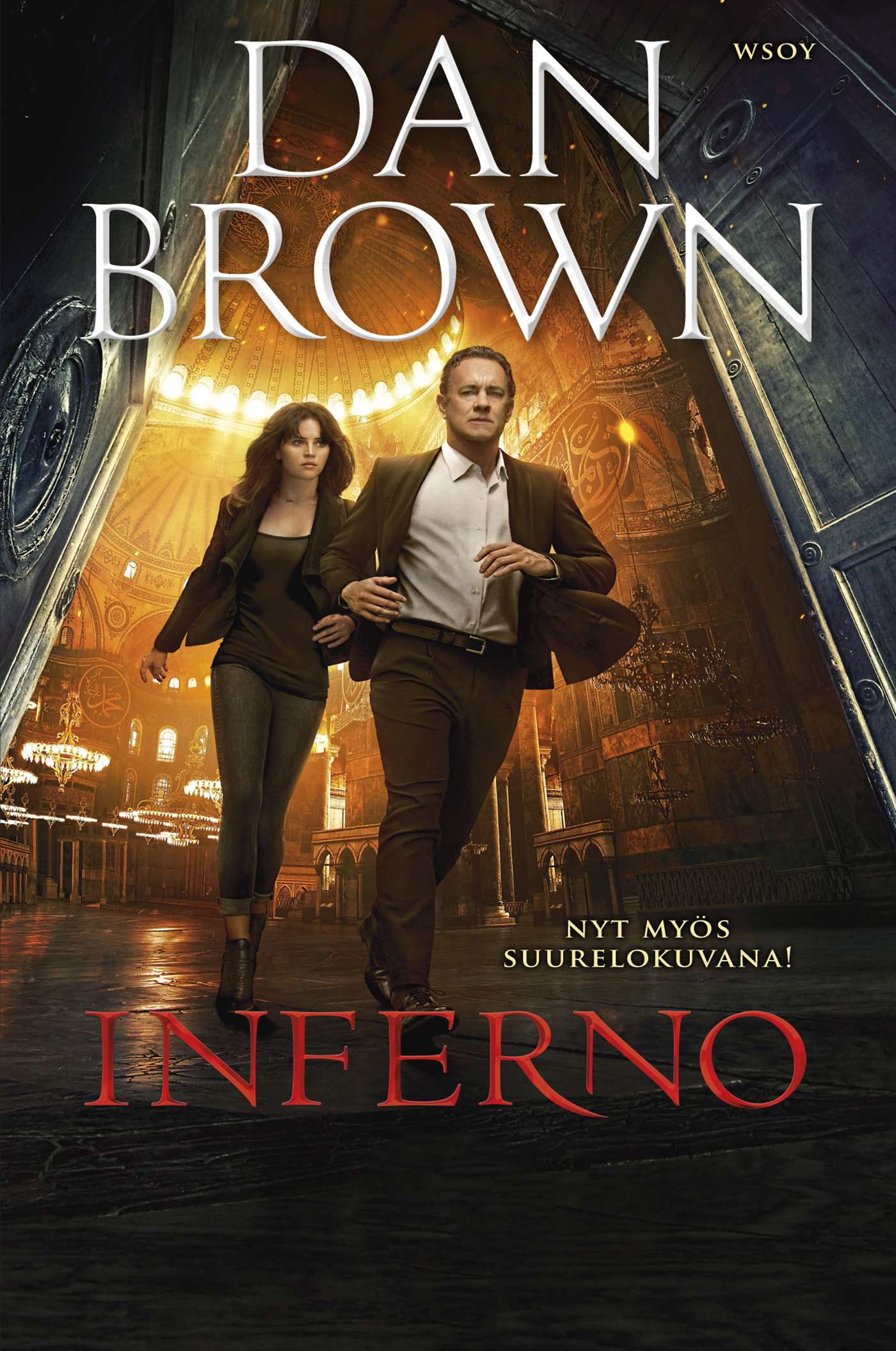 Brown, Dan - Inferno, e-kirja