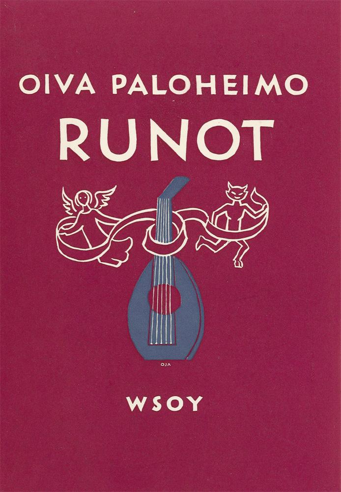 Paloheimo, Oiva - Runot, e-kirja