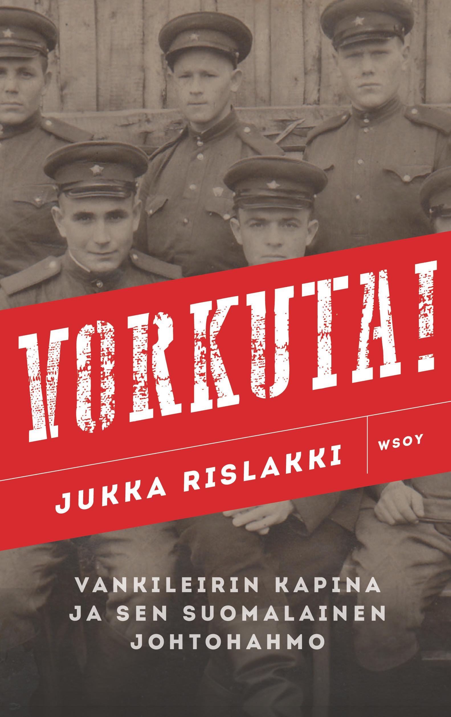 Rislakki, Jukka - Vorkuta!, e-kirja