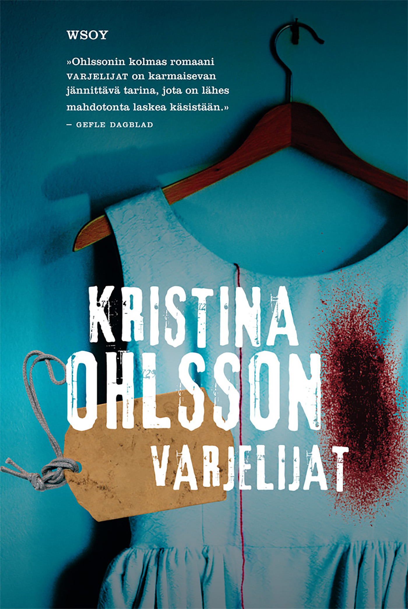 Ohlsson, Kristina - Varjelijat, ebook