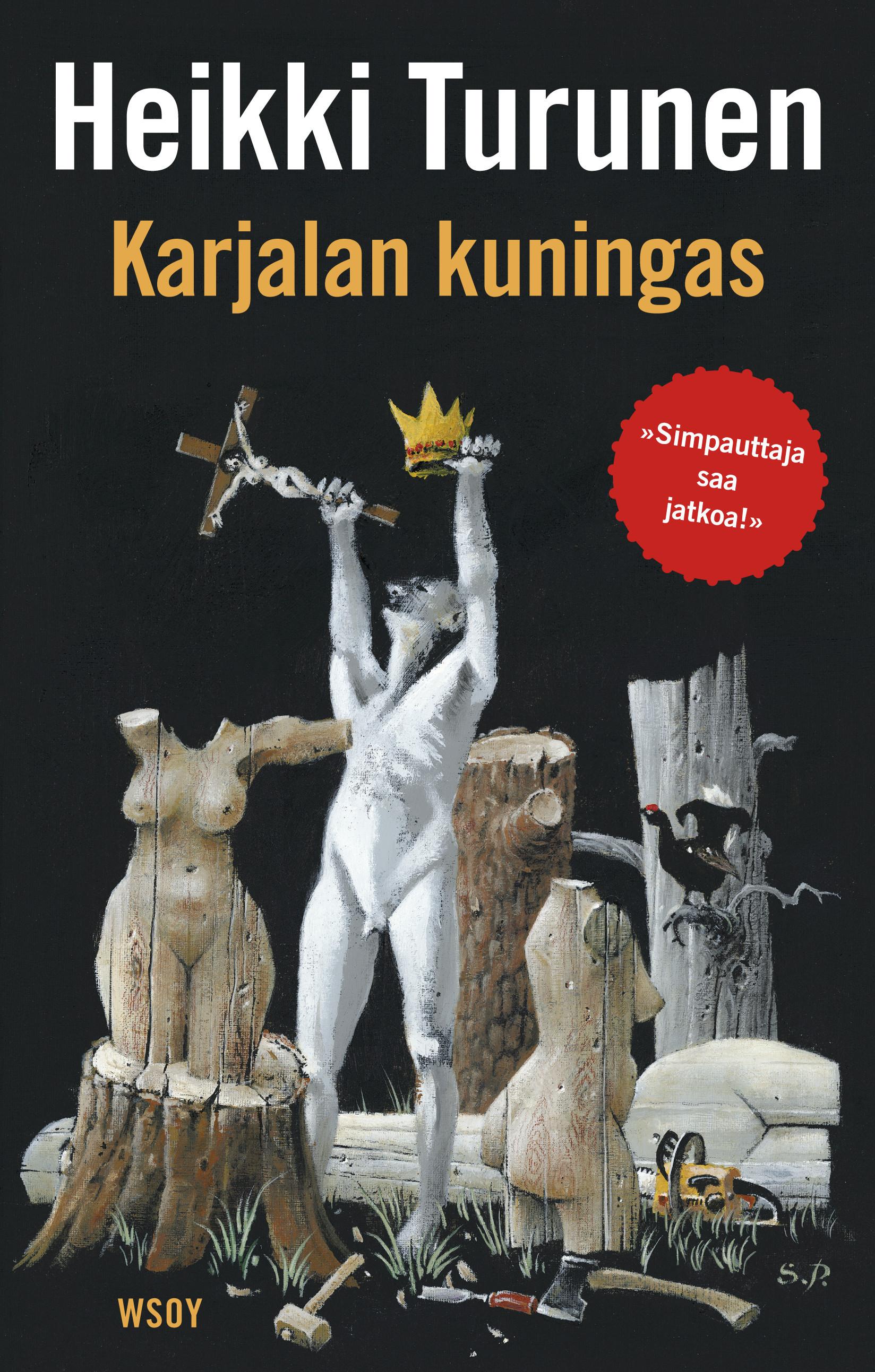Turunen, Heikki - Karjalan kuningas, e-kirja
