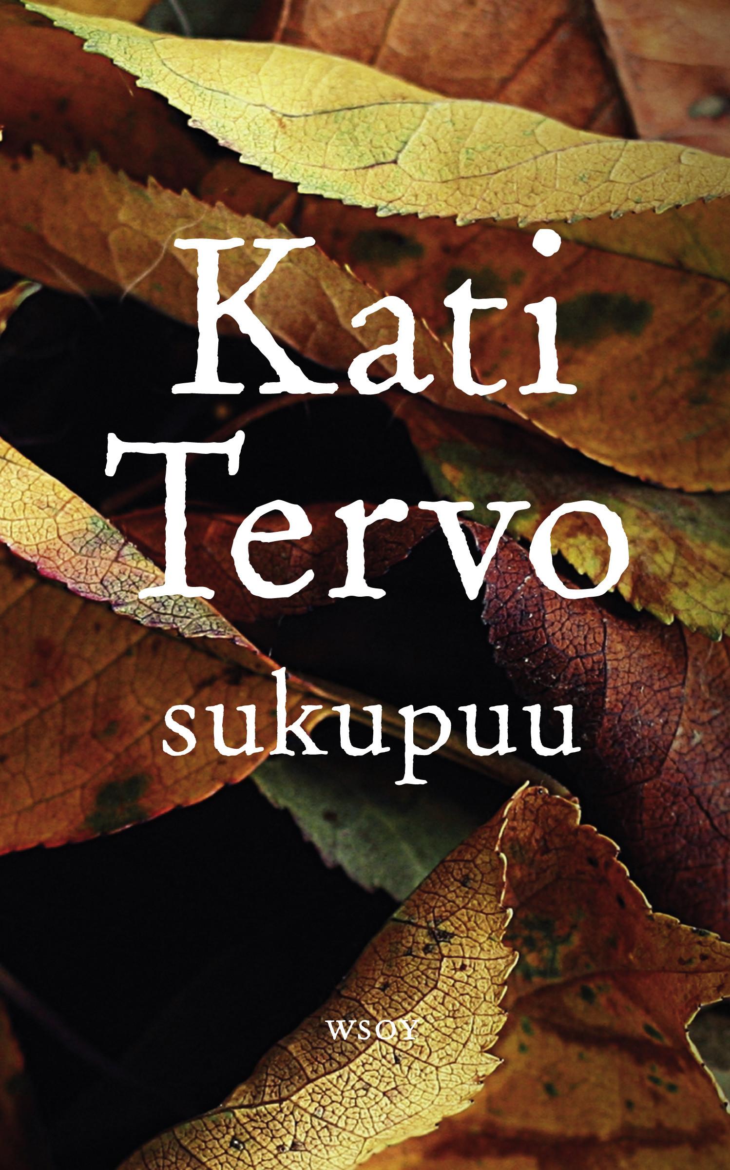 Tervo, Kati - Sukupuu, e-kirja
