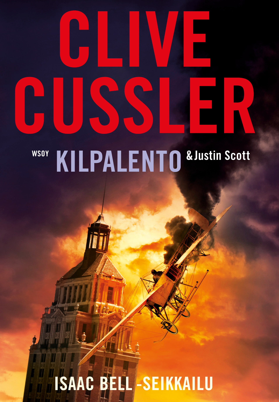 Cussler, Clive - Kilpalento, e-kirja