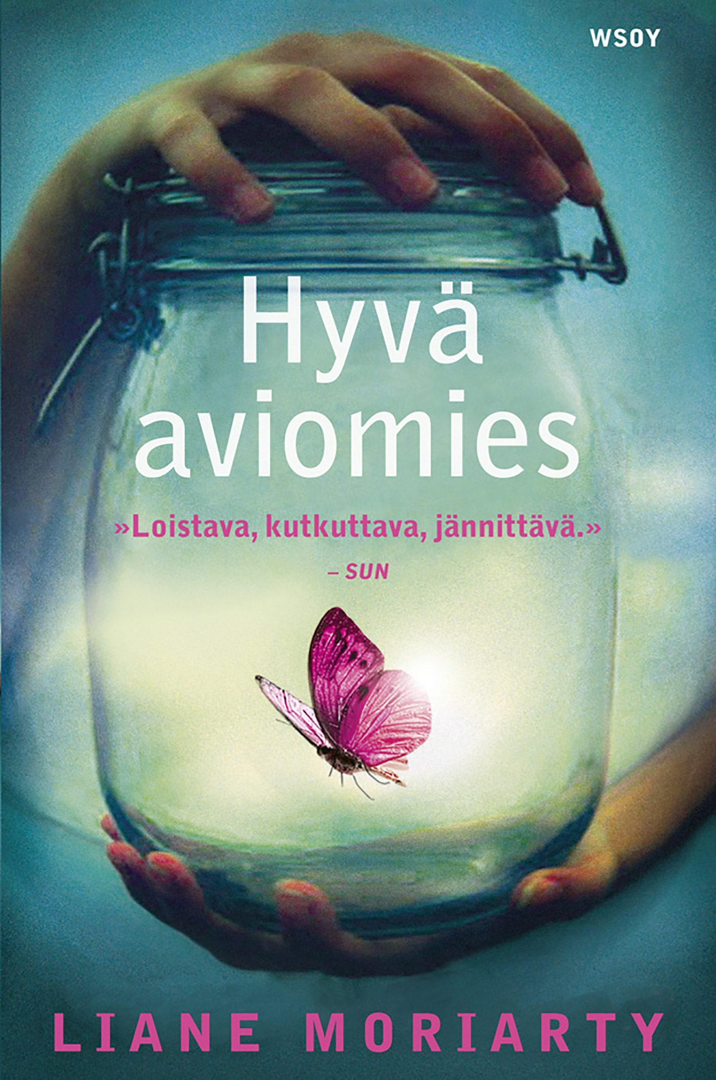 Moriarty, Liane - Hyvä aviomies, ebook