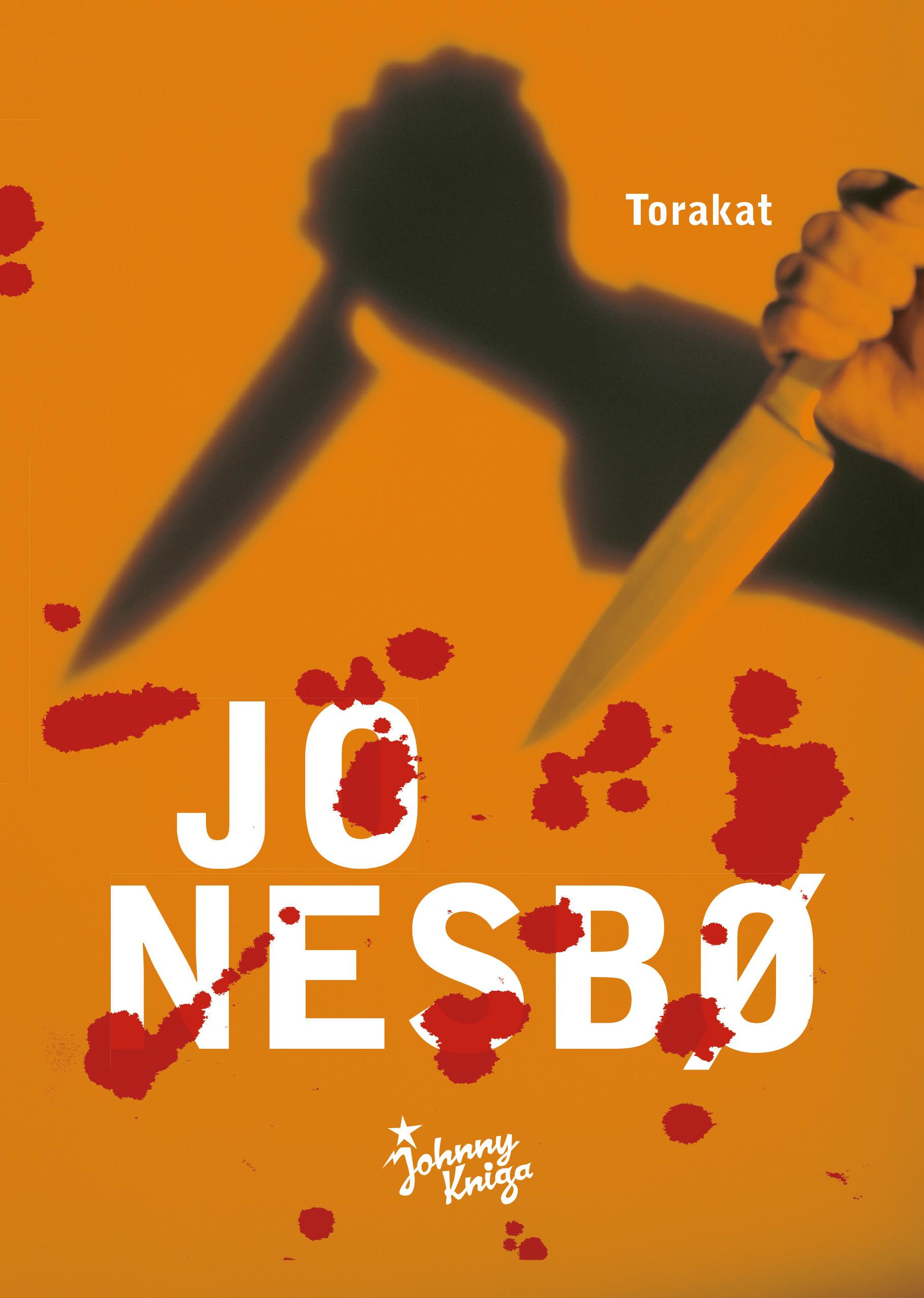 Nesbø, Jo - Torakat, e-kirja