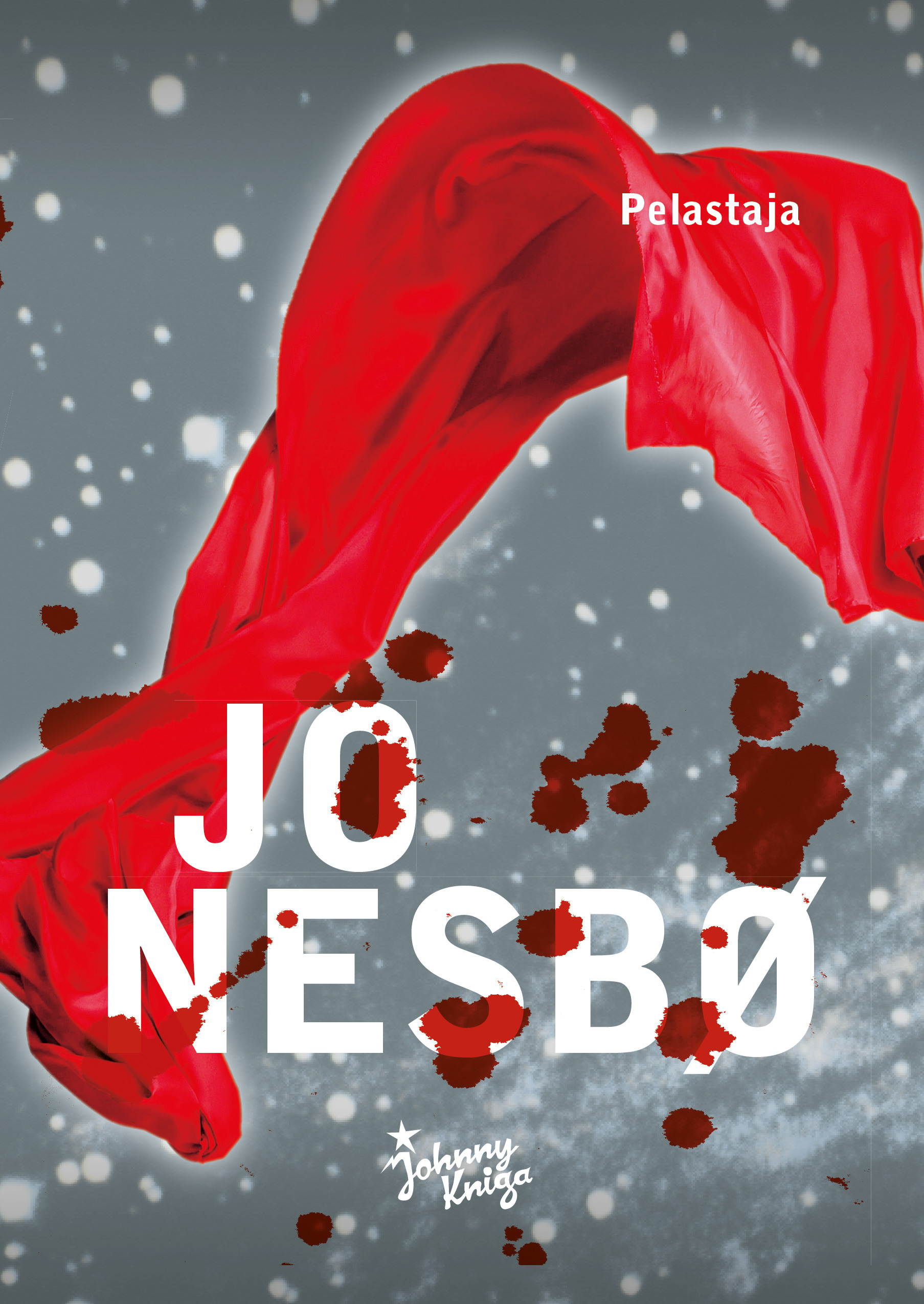 Nesbø, Jo - Pelastaja, e-kirja