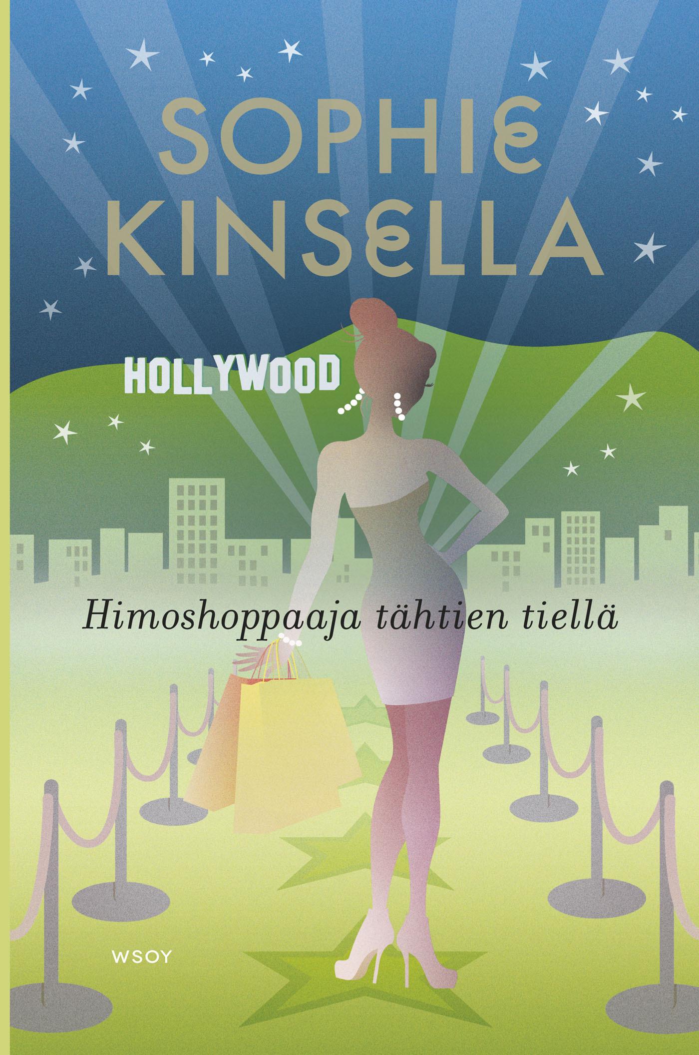 Kinsella, Sophie - Himoshoppaaja tähtien tiellä, e-kirja