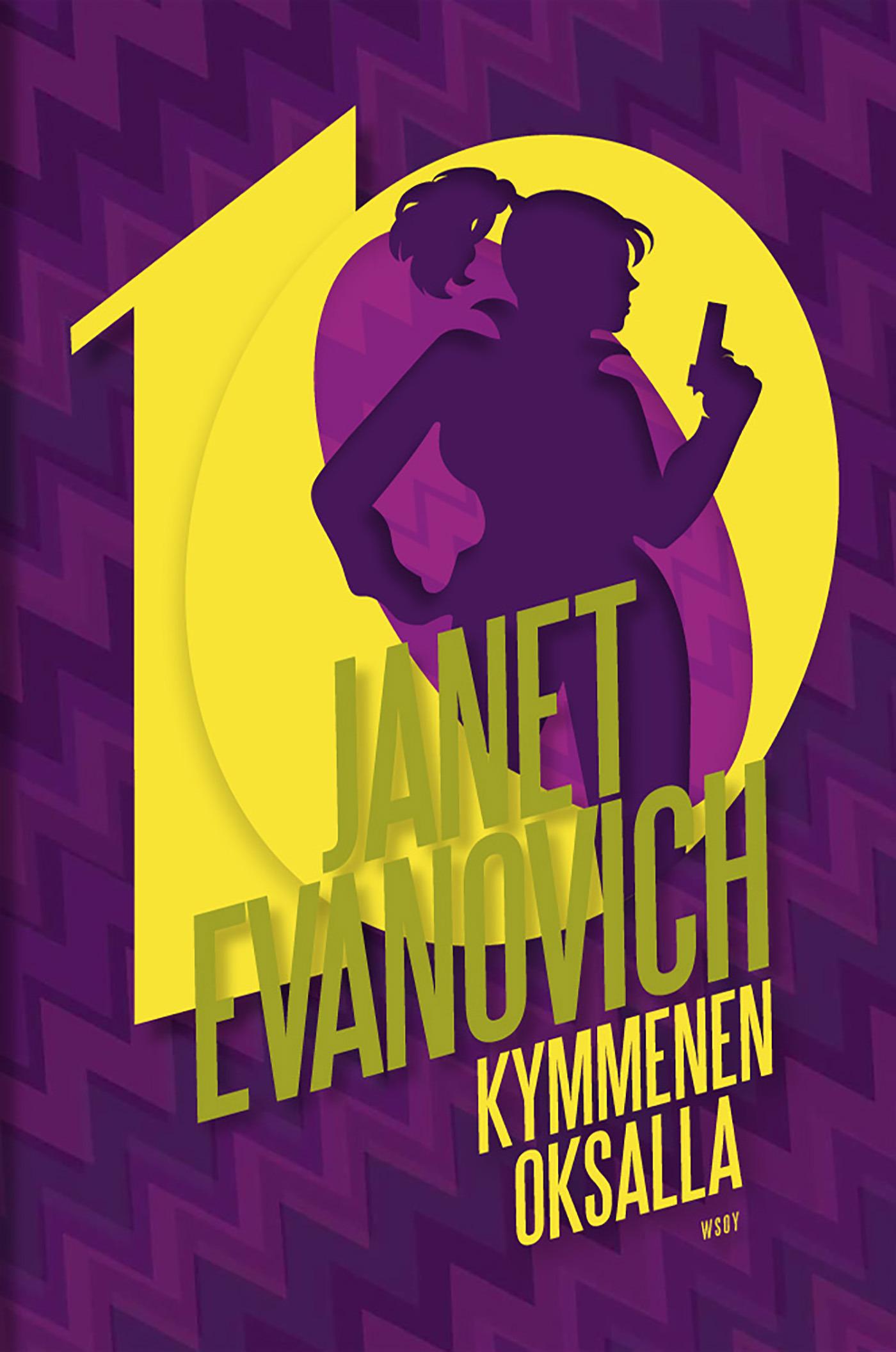 Evanovich, Janet - Kymmenen oksalla, e-kirja