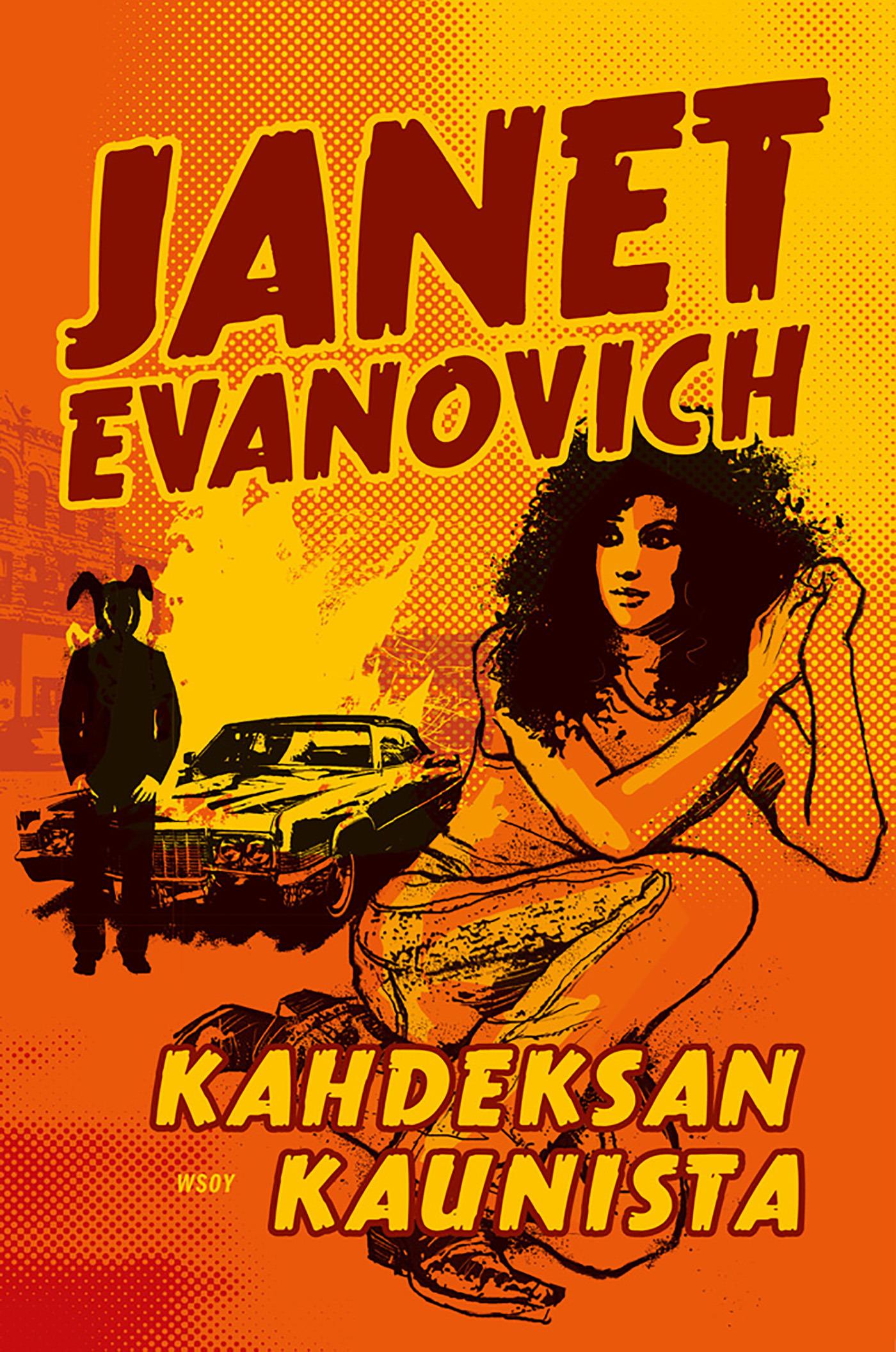 Evanovich, Janet - Kahdeksan kaunista, e-bok