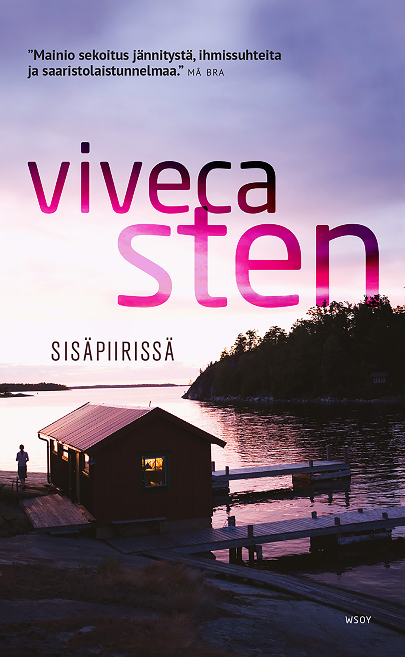 Sten, Viveca - Sisäpiirissä, e-kirja