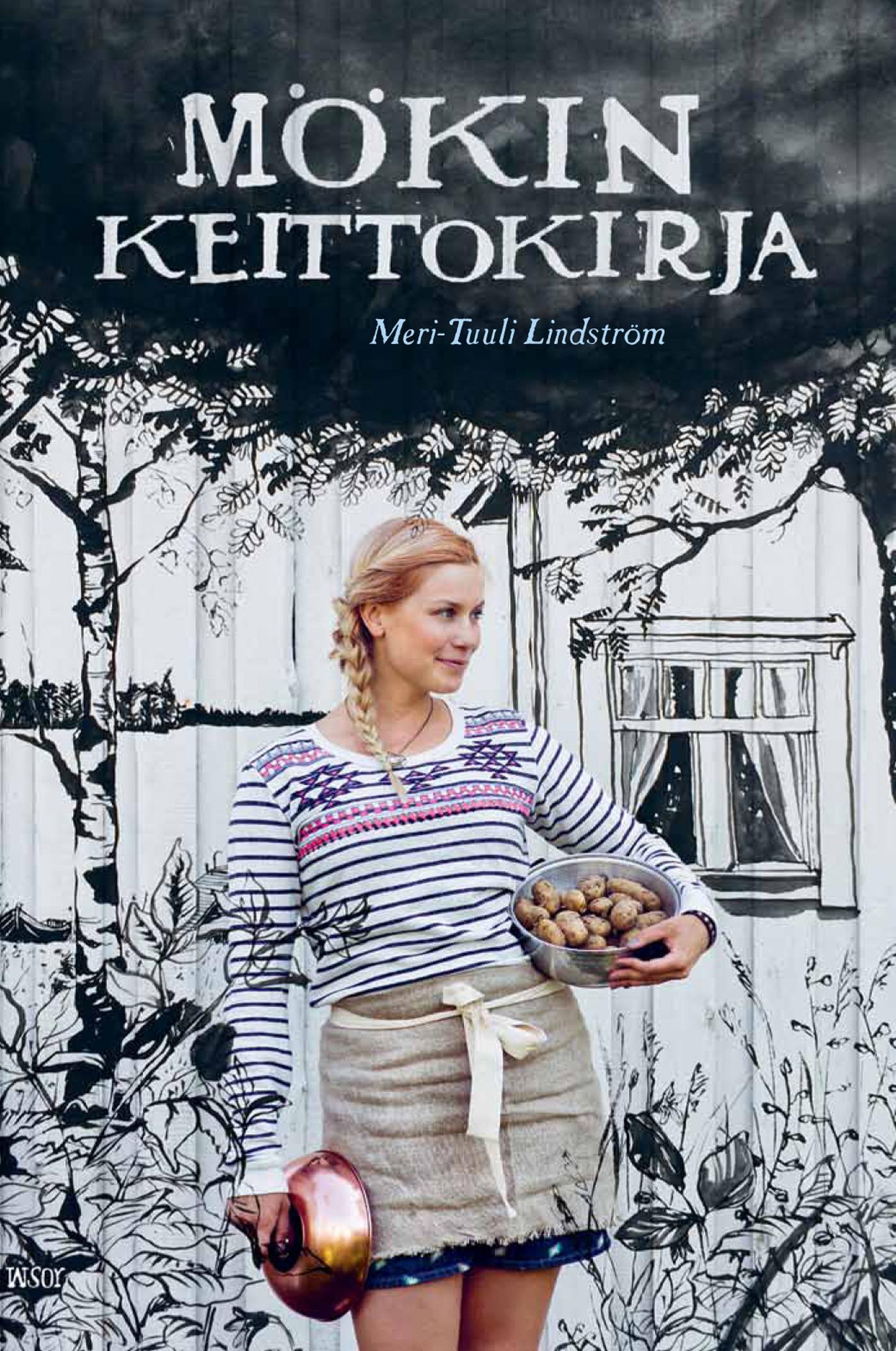 Lindström, Meri-Tuuli - Mökin keittokirja, e-kirja