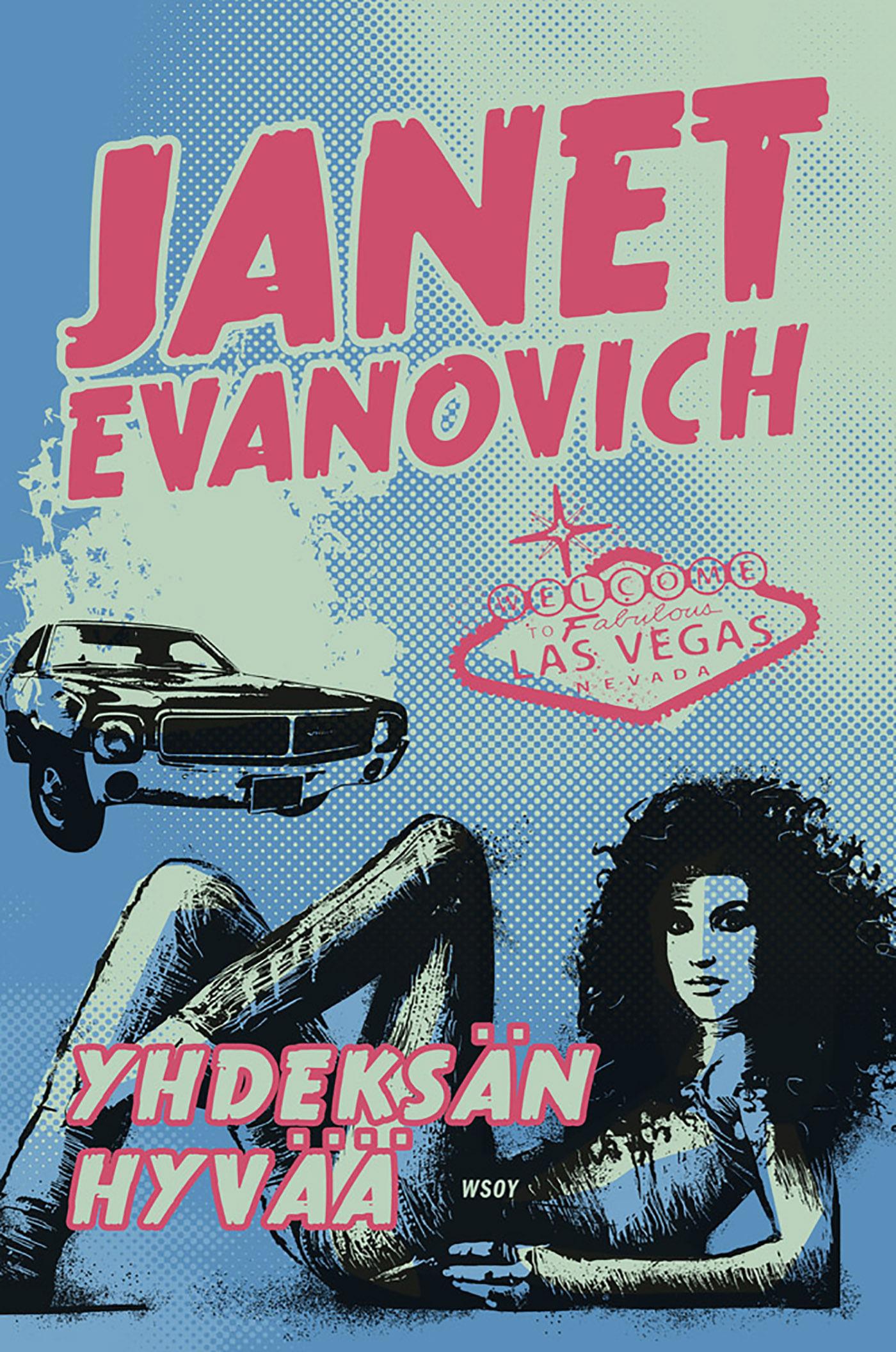 Evanovich, Janet - Yhdeksän hyvää, e-kirja
