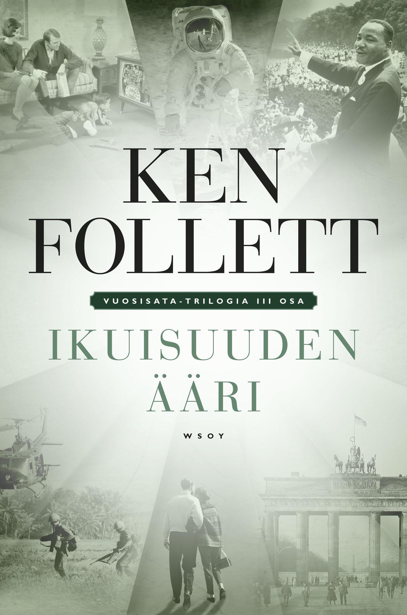 Follett, Ken - Ikuisuuden ääri, e-bok
