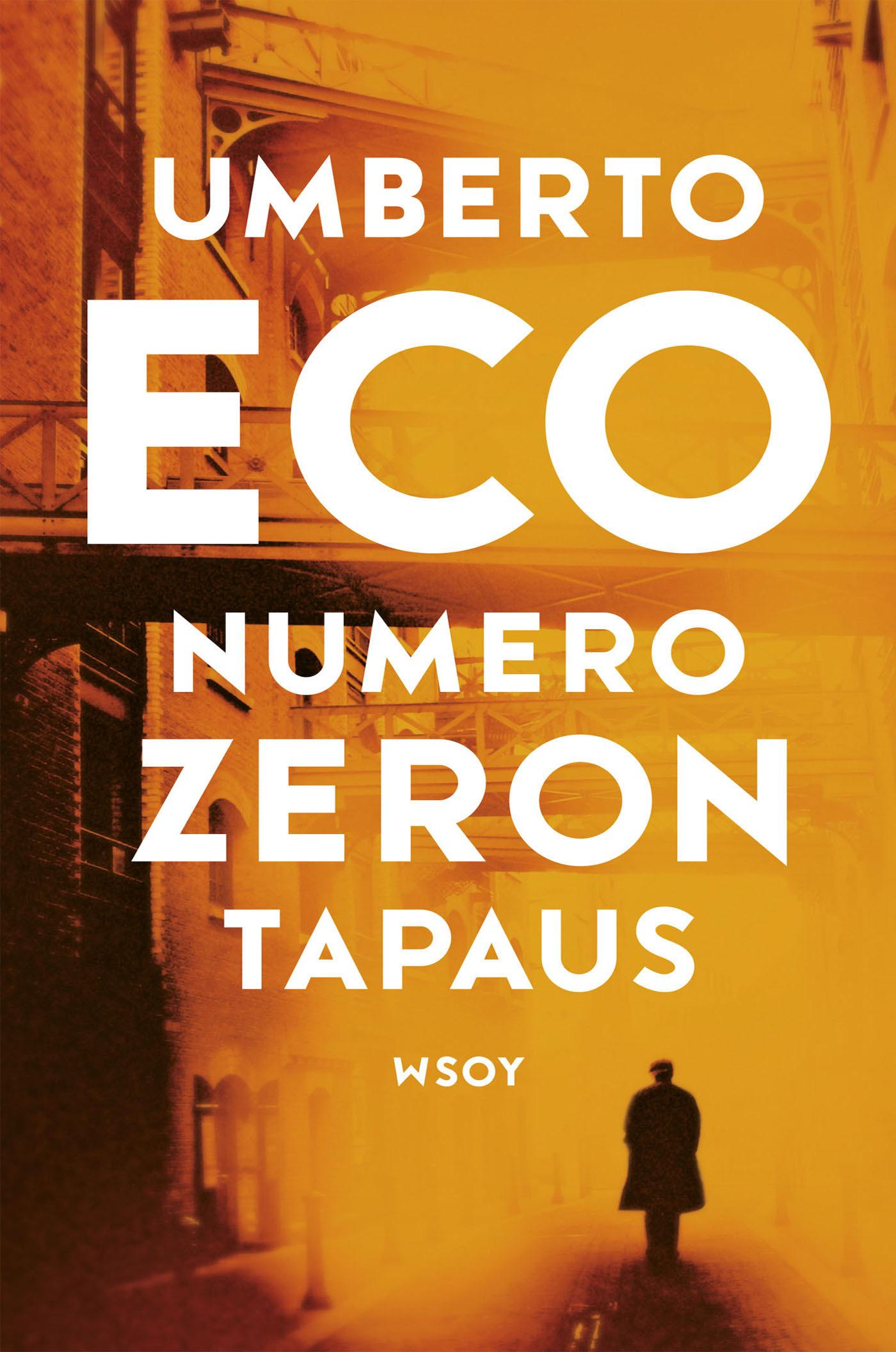 Eco, Umberto - Numero Zeron tapaus, e-kirja