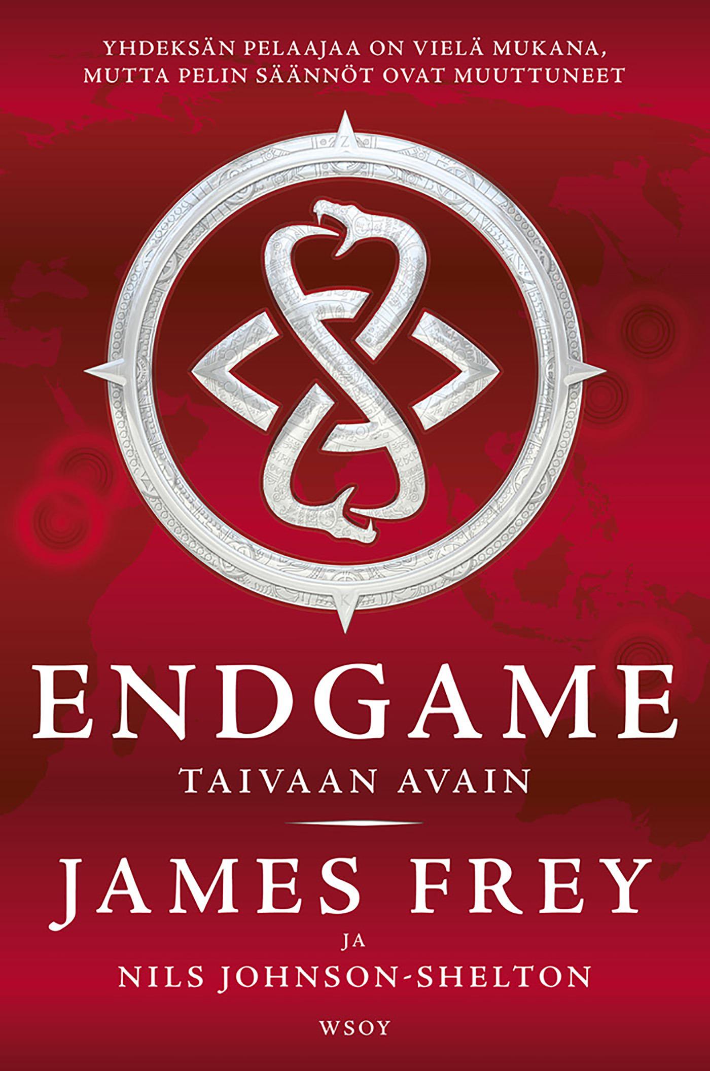 Frey, James - Endgame - Taivaan avain: Endgame 2, e-kirja