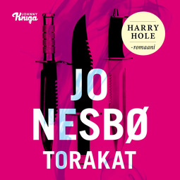 Nesbø, Jo - Torakat: Harry Hole 2, audiobook
