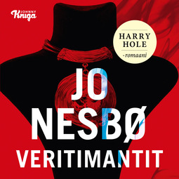 Nesbø, Jo - Veritimantit: Harry Hole 5, audiobook