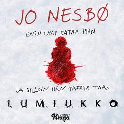 Nesbø, Jo - Lumiukko: Harry Hole 7, äänikirja