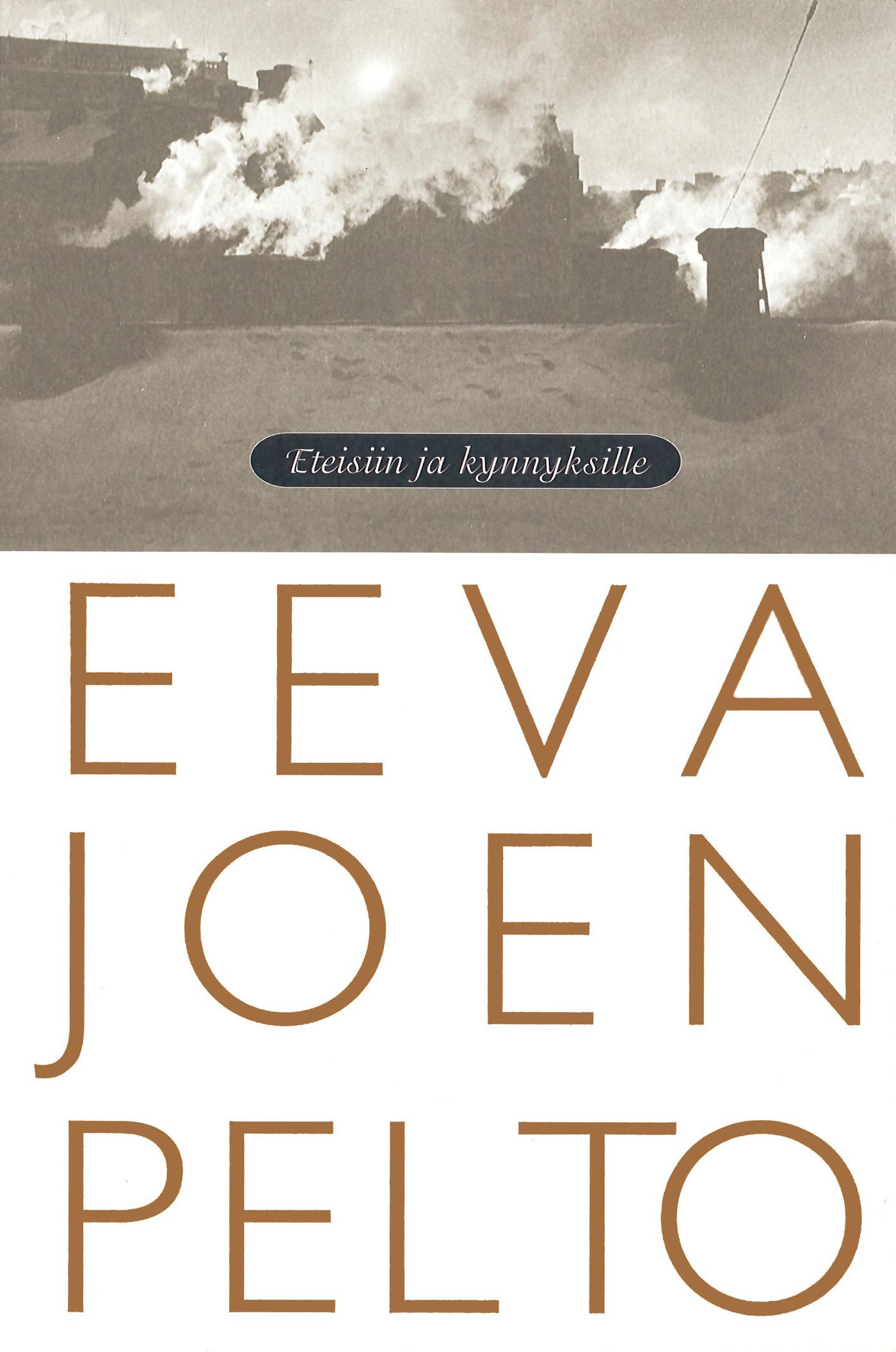 Joenpelto, Eeva - Eteisiin ja kynnyksille: Lohja IV, e-kirja