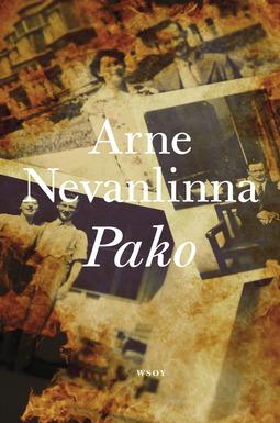 Nevanlinna, Arne - Pako, e-bok