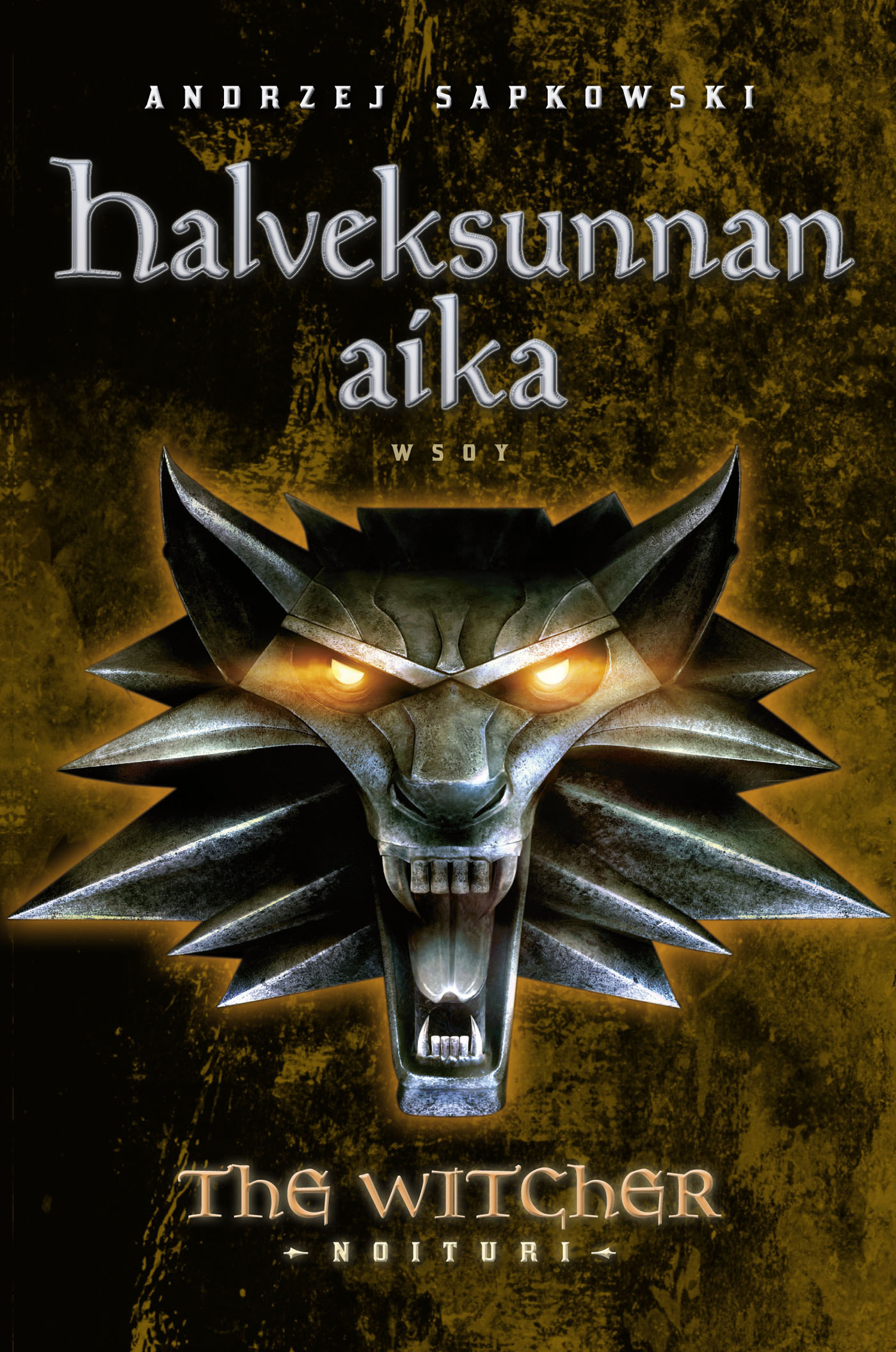 Sapkowski, Andrzej - Halveksunnan aika: The Witcher - Noituri 4, e-bok