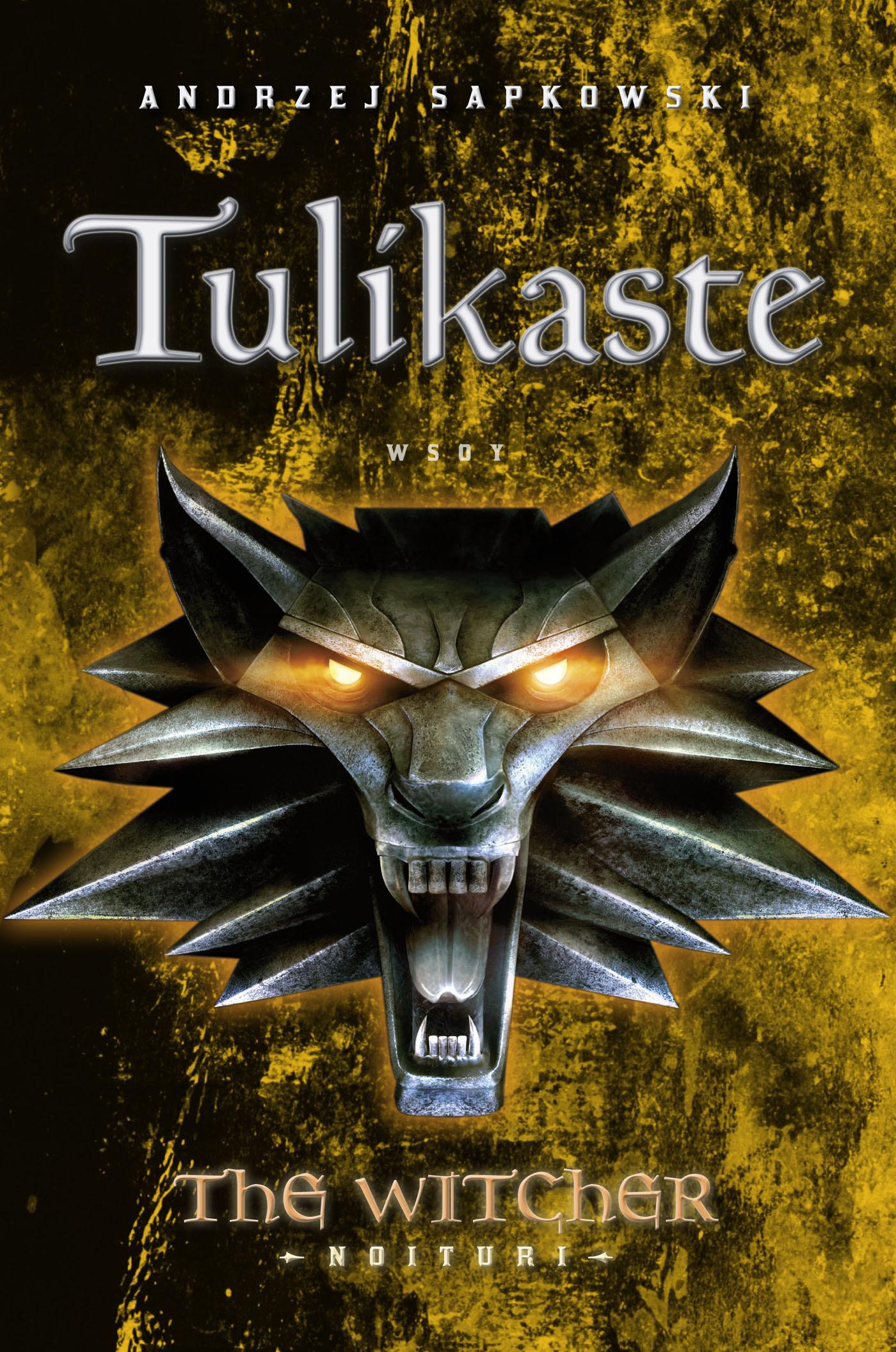 Sapkowski, Andrzej - Tulikaste: The Witcher - Noituri 5, ebook