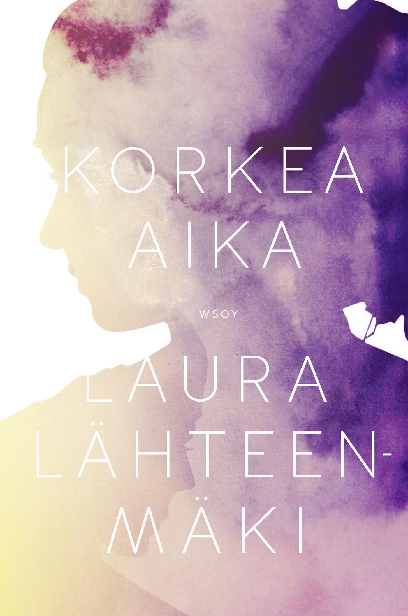 Lähteenmäki, Laura - Korkea aika, e-kirja