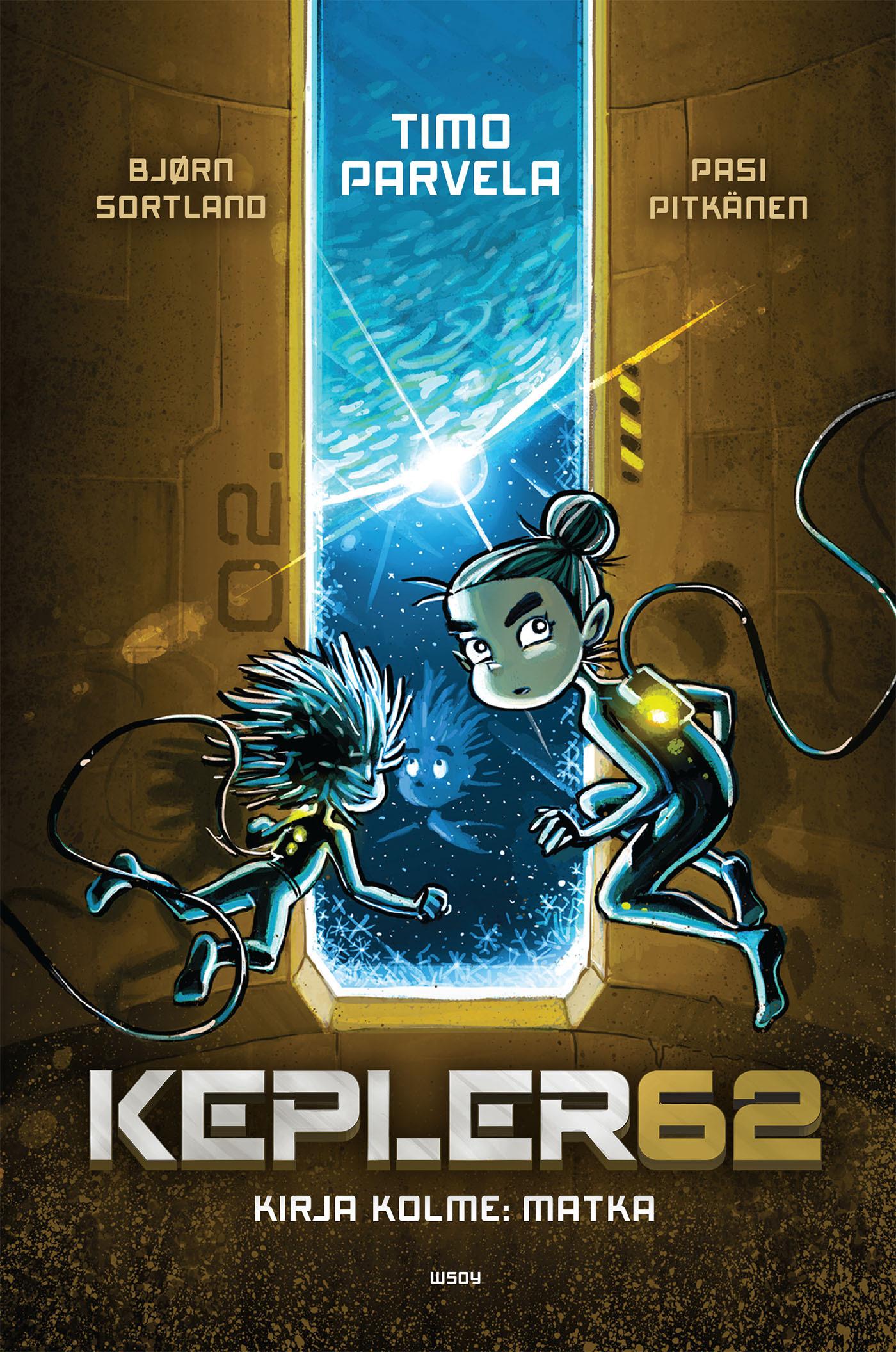 Parvela, Timo - Kepler62 Kirja kolme: Matka, e-kirja