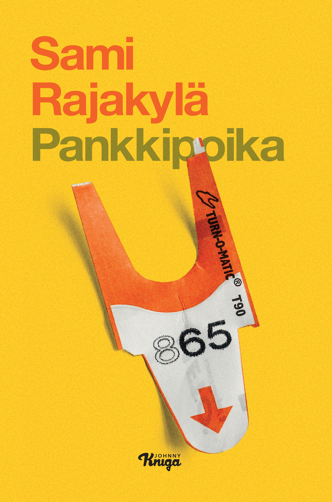 Rajakylä, Sami - Pankkipoika, e-kirja