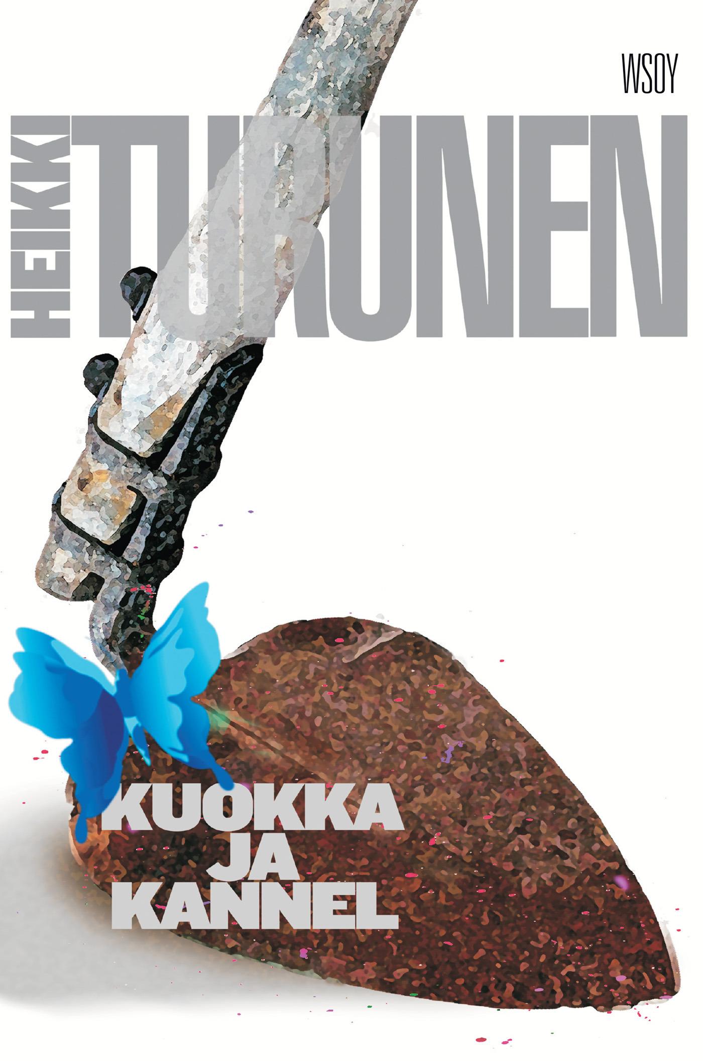 Turunen, Heikki - Kuokka ja kannel, e-kirja