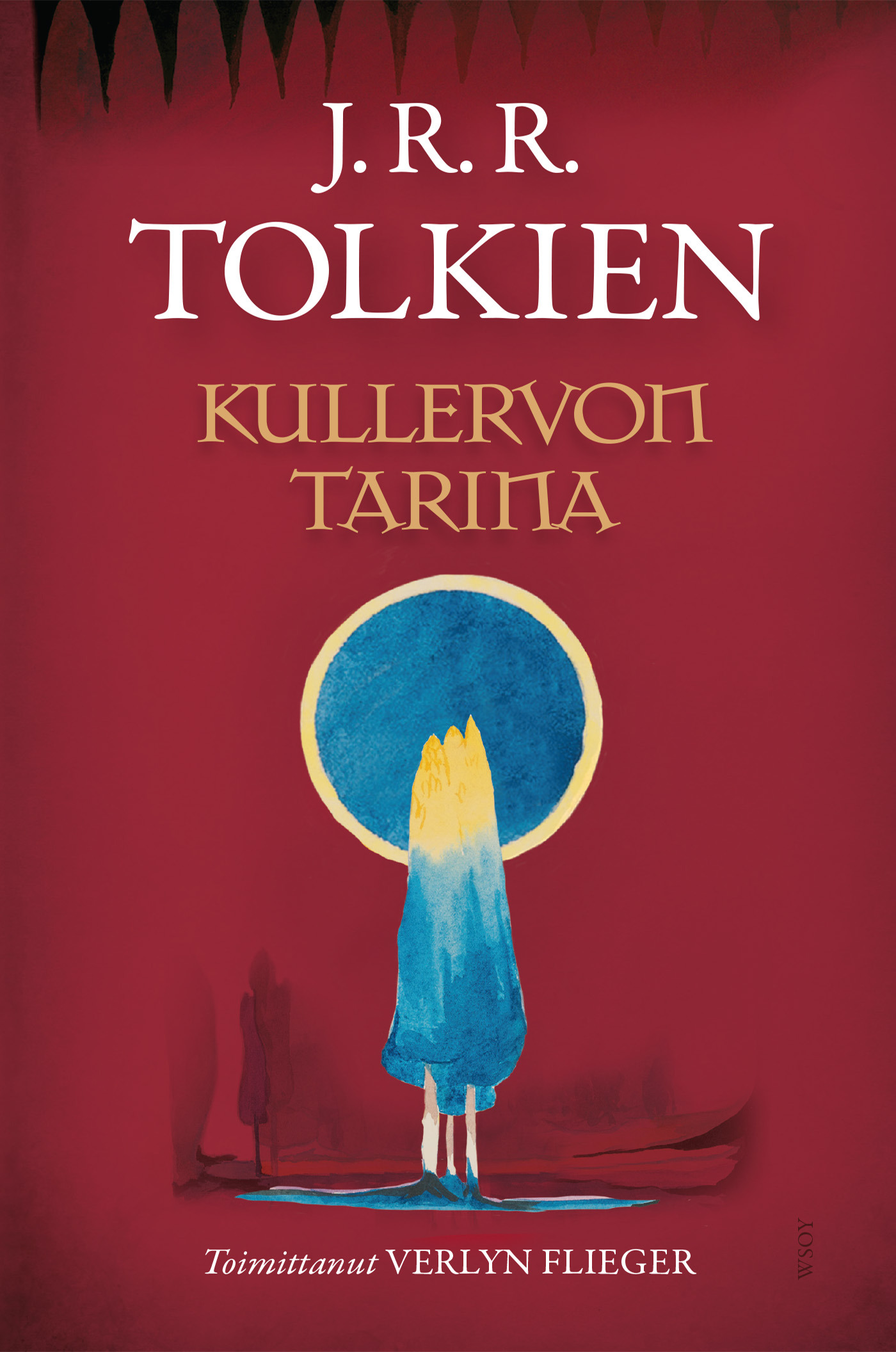 Tolkien, J. R. R. - Kullervon tarina, e-kirja