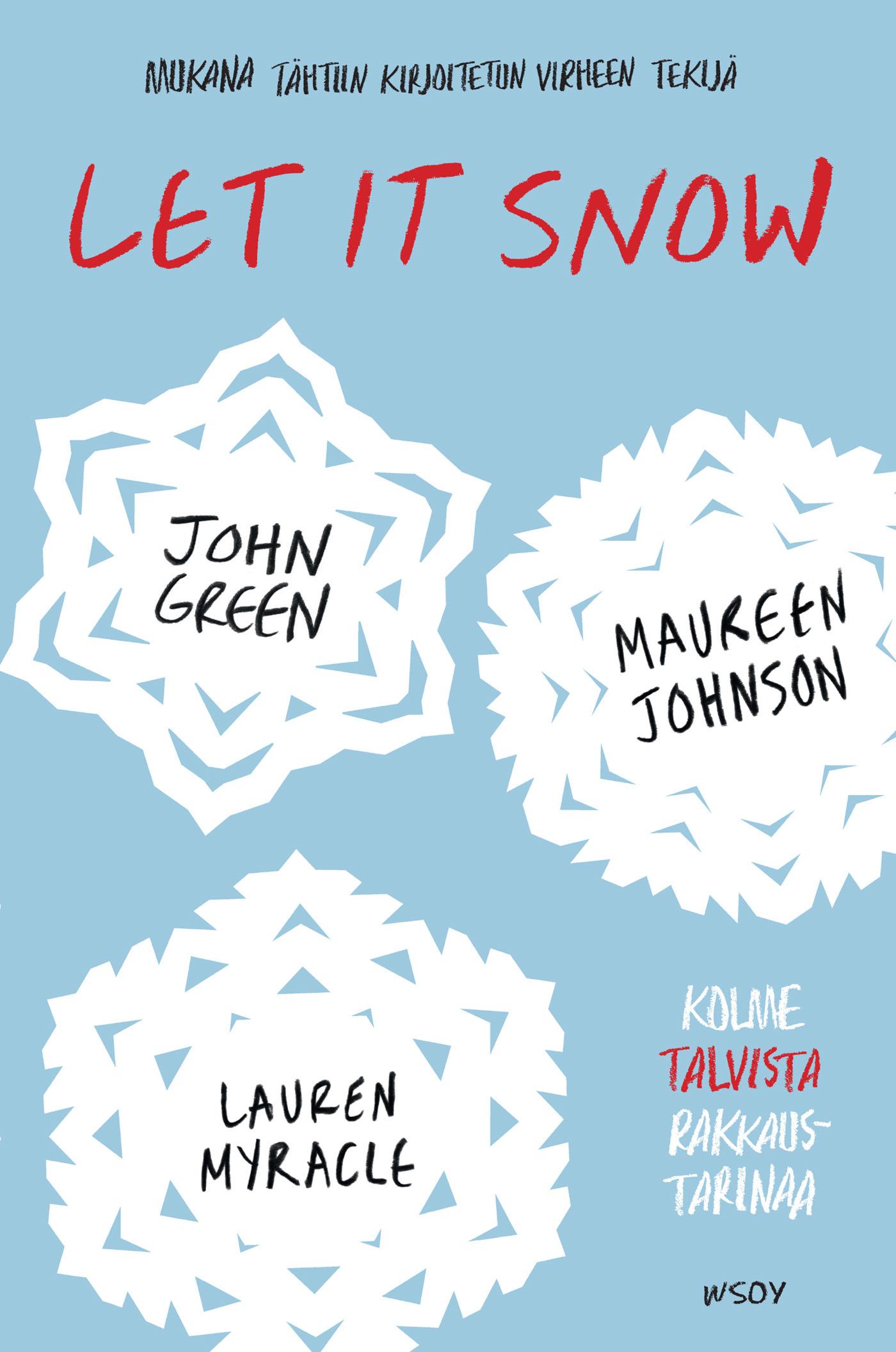 Green, John - Let It Snow, e-kirja