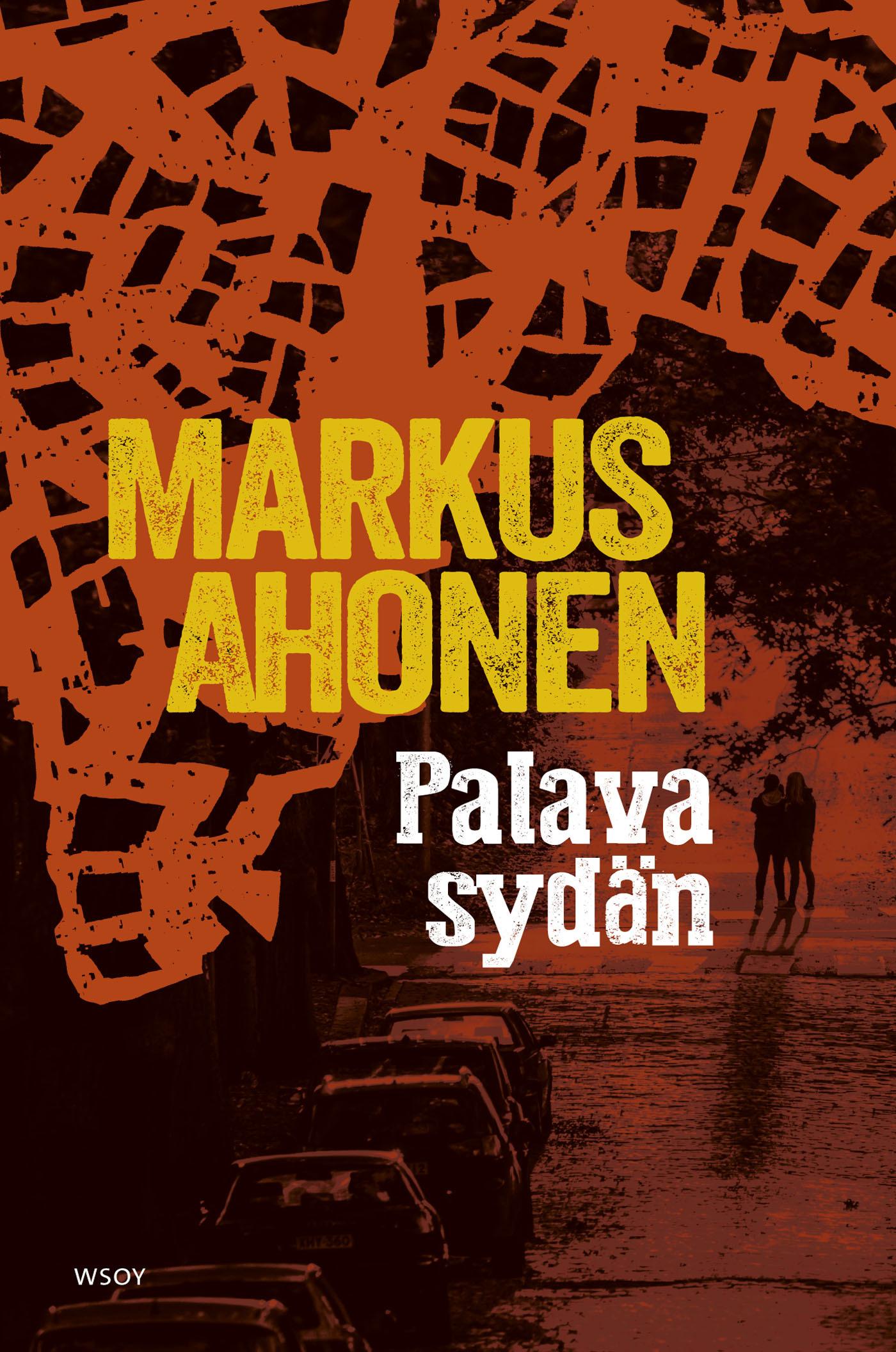 Ahonen, Markus - Palava sydän, e-kirja