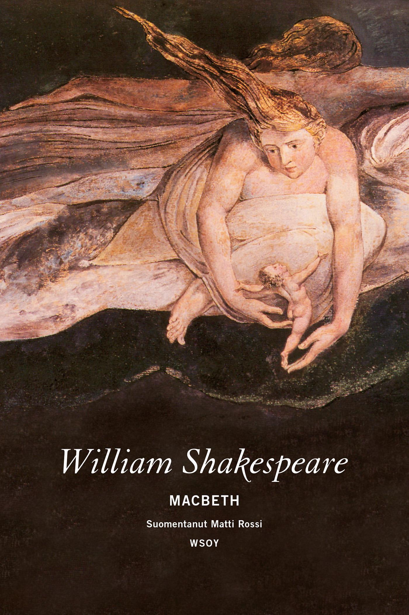 Shakespeare, William - Macbeth, e-kirja