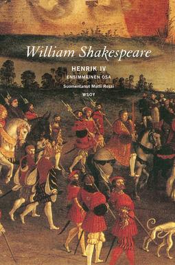 Shakespeare, William - Henrik IV: Ensimmäinen osa, e-kirja