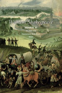 Shakespeare, William - Henrik VI: Kolmas osa, e-kirja