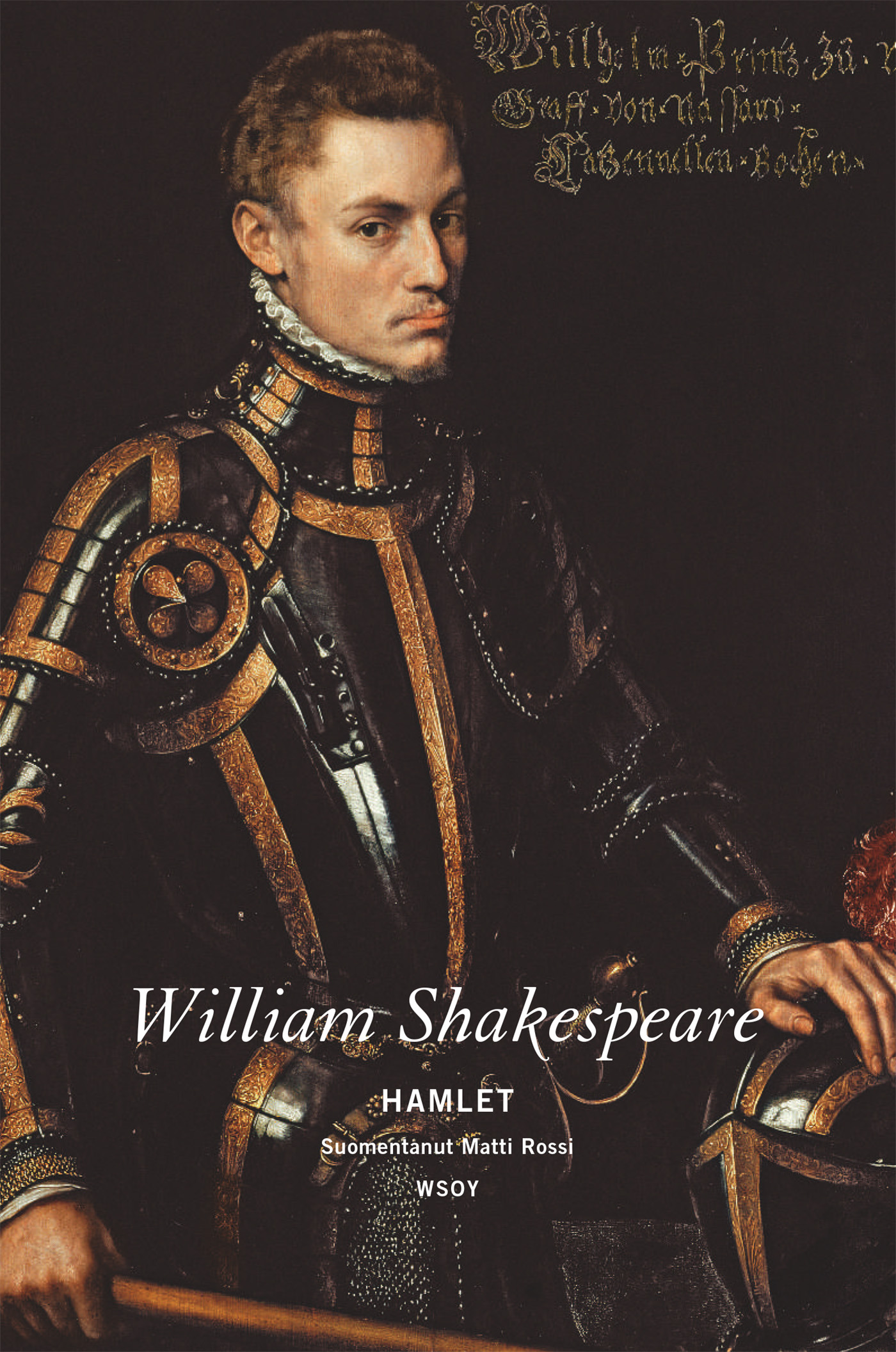 Shakespeare, William - Hamlet, e-kirja