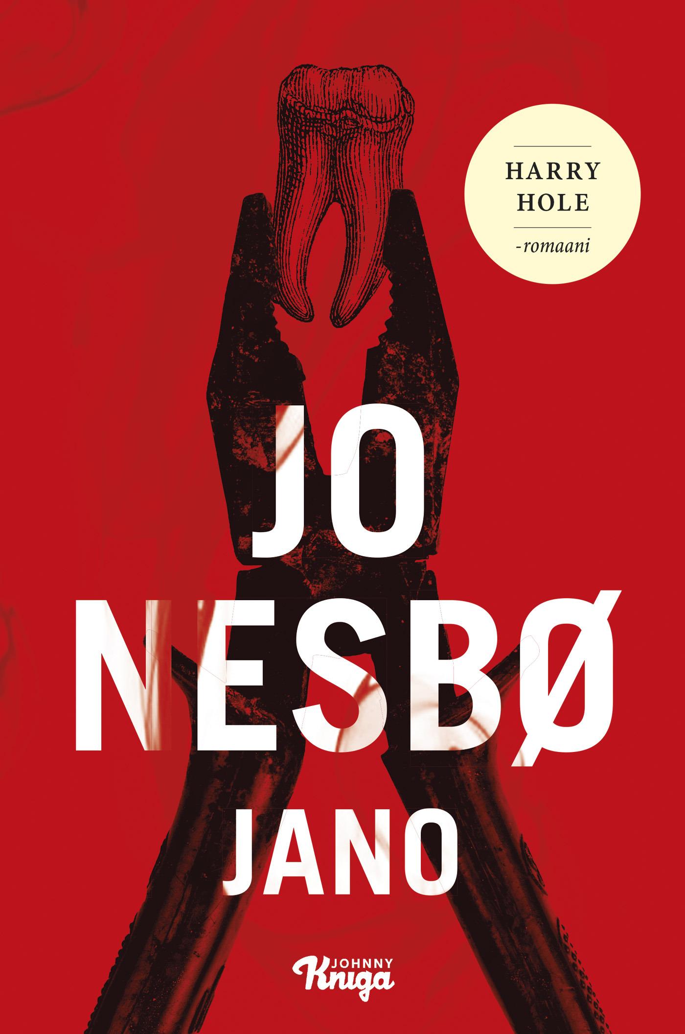 Nesbø, Jo - Jano, e-kirja