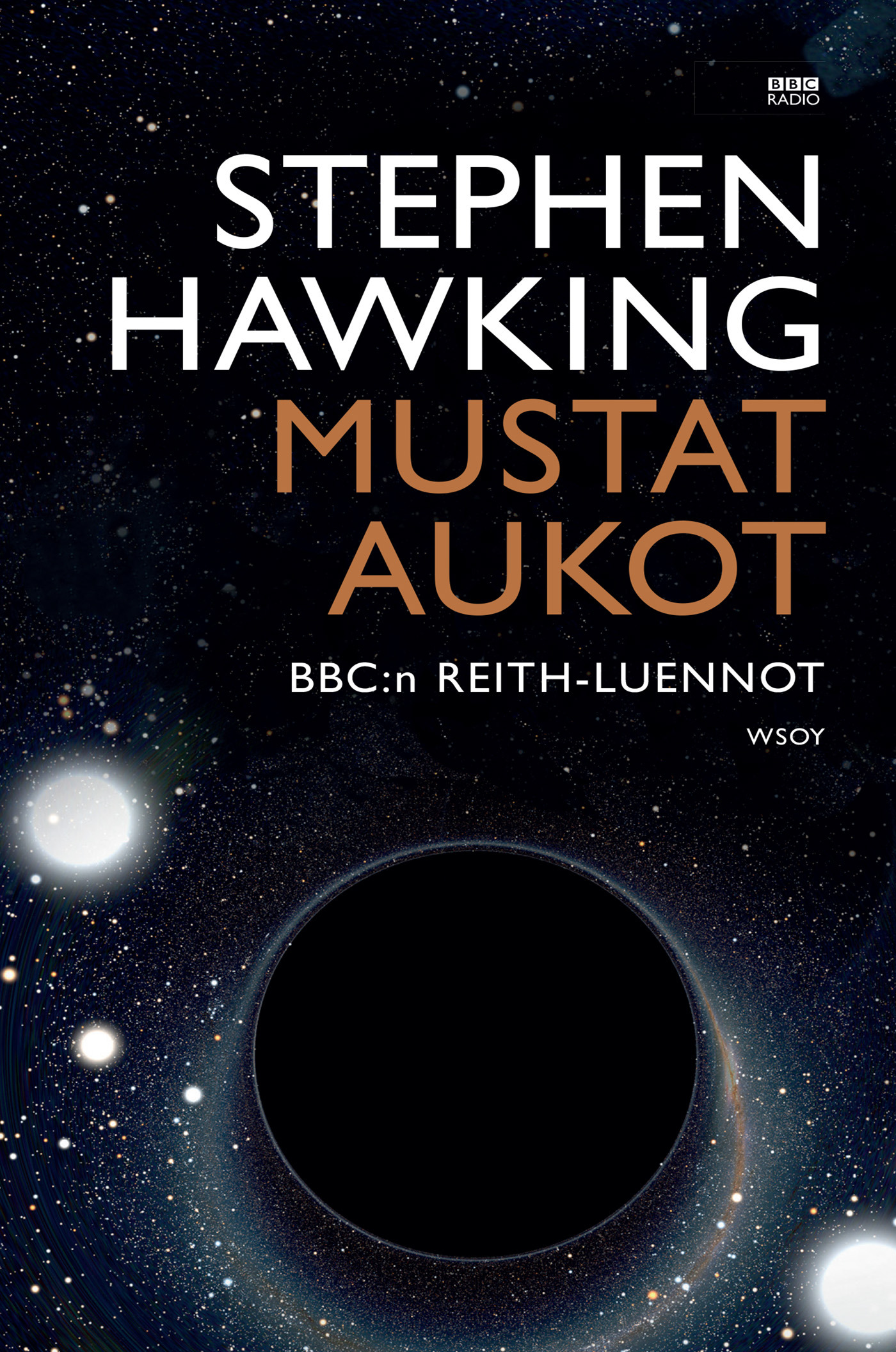 Hawking, Stephen - Mustat aukot - BBC:n Reith-luennot, e-kirja