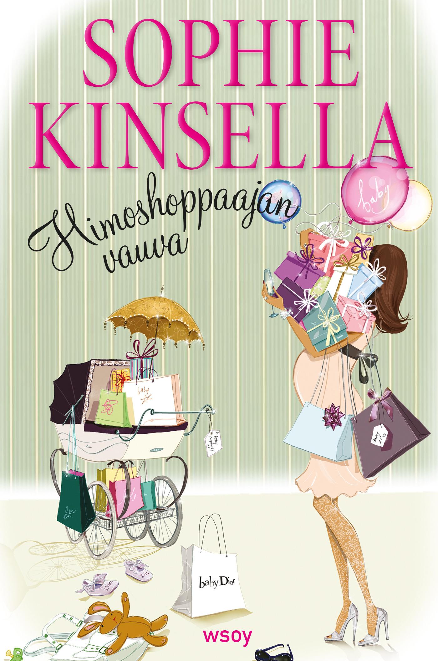 Kinsella, Sophie - Himoshoppaajan vauva: Himoshoppaaja 5, e-kirja