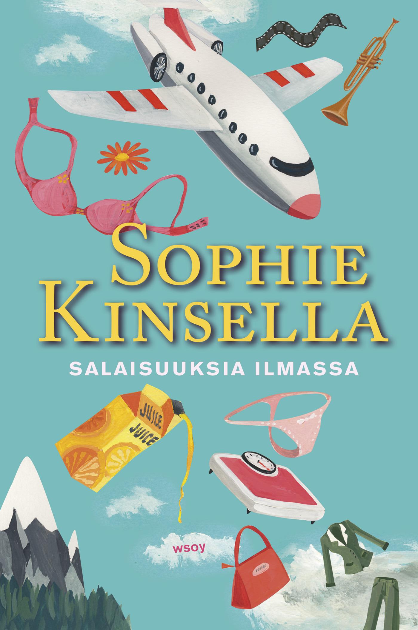 Kinsella, Sophie - Salaisuuksia ilmassa, e-kirja