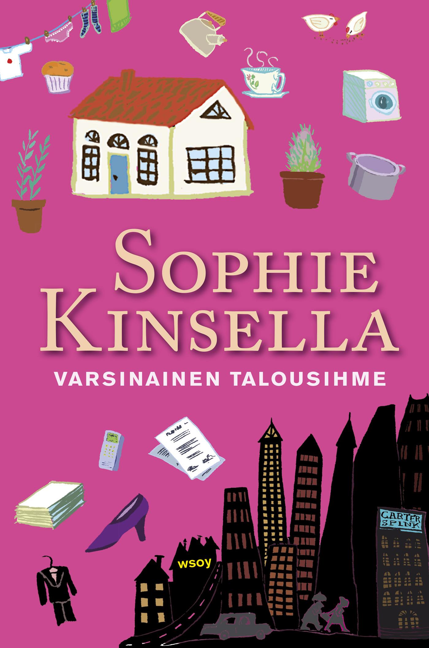 Kinsella, Sophie - Varsinainen talousihme, e-kirja