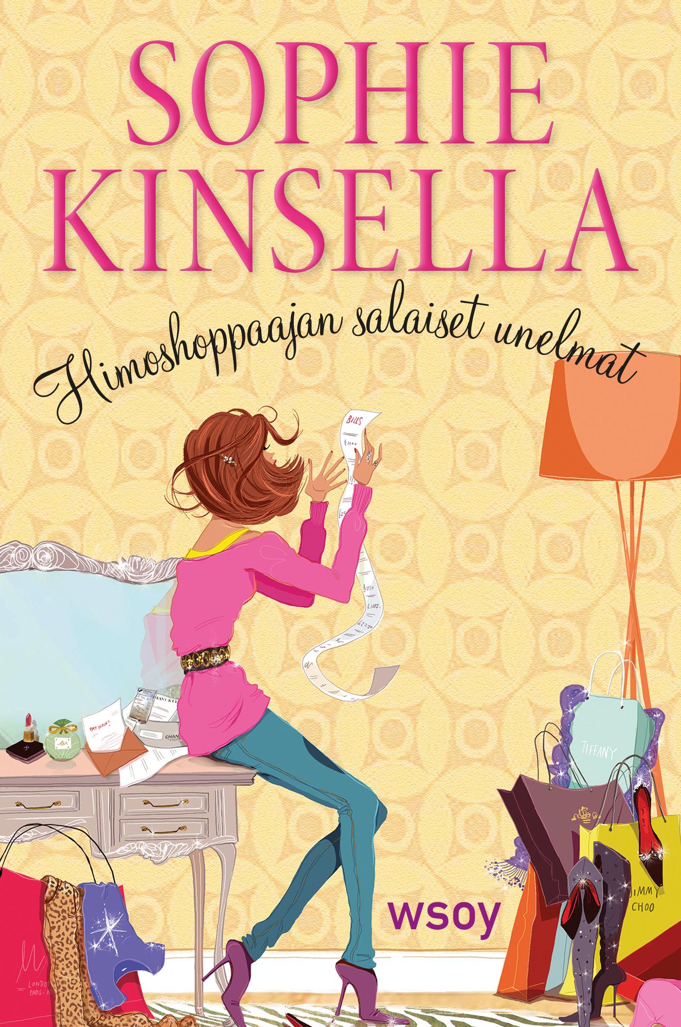 Kinsella, Sophie - Himoshoppaajan salaiset unelmat: Himoshoppaaja 1, e-kirja