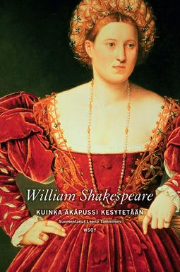 Shakespeare, William - Kuinka äkäpussi kesytetään, e-kirja
