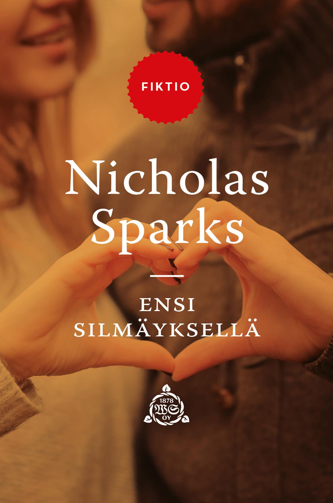 Sparks, Nicholas - Ensi silmäyksellä, e-kirja