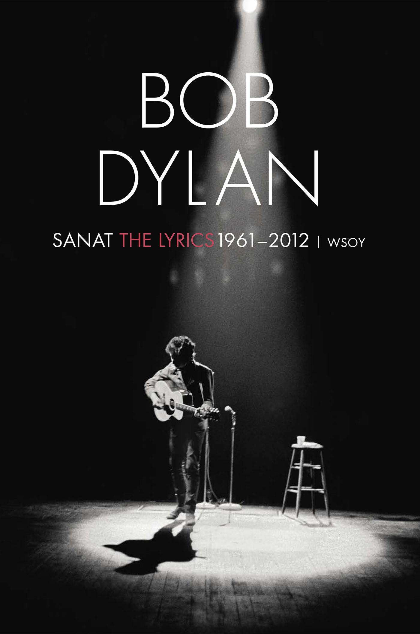 Dylan, Bob - Sanat 1961-2012, e-kirja