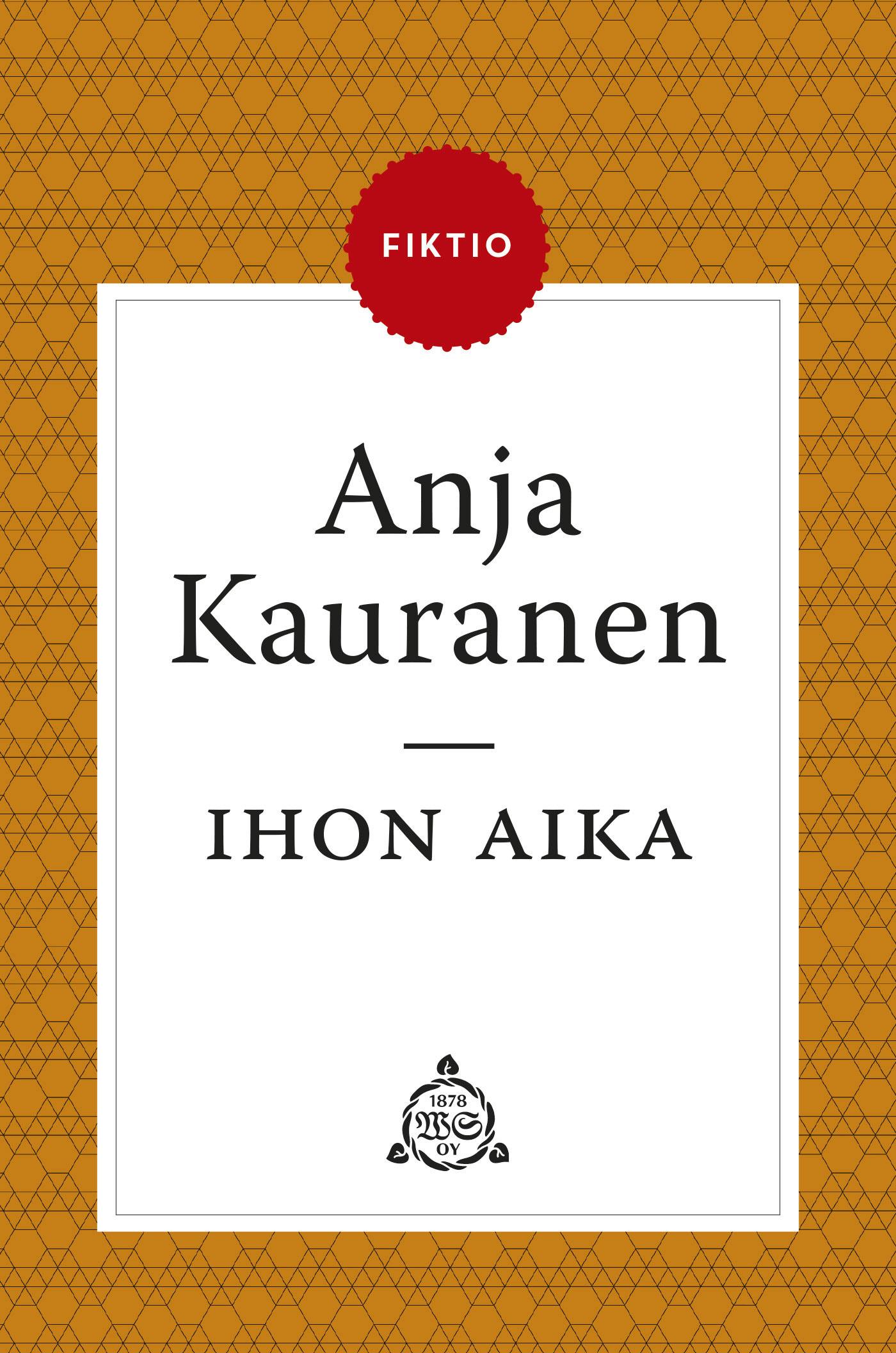 Kauranen, Anja - Ihon aika, e-kirja
