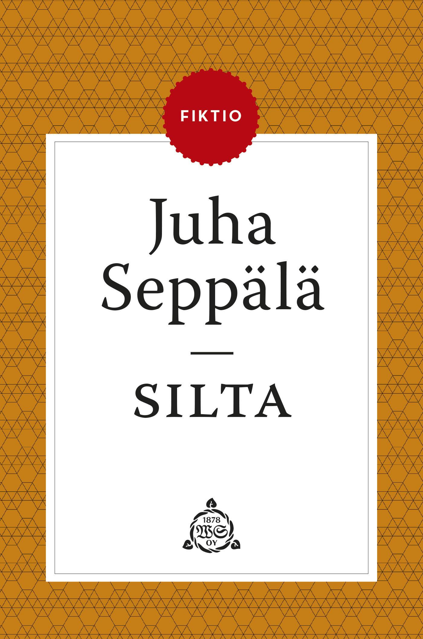 Seppälä, Juha - Silta, e-kirja